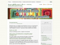Adriana&Maurizio's Blog – pittura, poesia & mediattivismo
