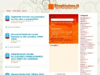 bloghissimo.it disabilitati commenti