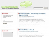 Blogmarketing.it - Email Marketing Blog: Consigli, Best Practice, Statistiche e News sull'Email Marketing