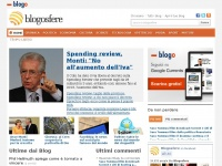 blogosfere.it mondo news dal blog
