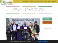 Alassio bocce - 60° Targa d'Oro
