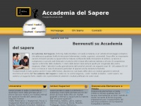 accademiadelsapere.com