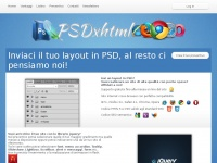 psdxhtml.it psd convertire