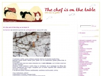 thechefisonthetable.com