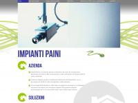 Impianti Paini - HOME - Impianti elettrici civili ed industriali Reggio Emilia e Provincia