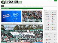 www.tifochieti.com il portale del tifoso teatino è on-line dal 10 settembre 2006