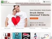 Spreadshirt.de - T-Shirt Druck, T-Shirts bedrucken & designen | Spreadshirt