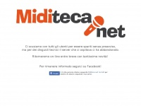 Miditeca.net / A breve on-line