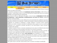 blue-screen.it informatico informatica assistenza
