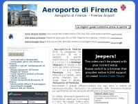 Aeroporto di Firenze Airport