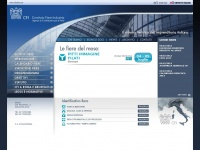 Homepage - CFI - Comitato Fiere Industria