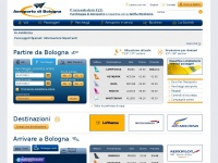 bologna-airport.it accesso tours voli tour