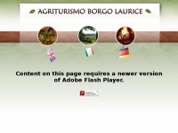 Welcome to Agriturismo Borgo Laurice - Choose your language