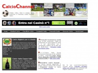 calciochannel.com pronostici bookmaker classifiche livescore calcio