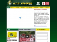 Colorno Calcio Official Web Site