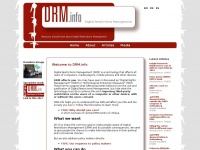 DRM.info | Digital Restrictions Management