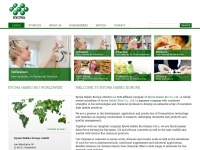 Kyowa.eu - bio-technologies and chemical synthesis technologies biotechnology