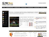 bet-score.com livescore football tennis