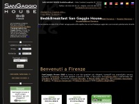 BED&BREAKFAST ROOMS ACCOMODATION | FLORENCE • B&B San Gaggio House