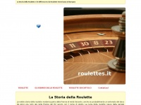 ROULETTES. IT - La Storia della Roulette