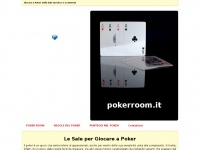 POKER ROOM .IT - Le Sale per Giocare a Poker