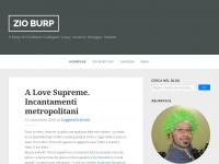 Zio Burp – Il blog di Cristiano Callegari: copy, musico, blogger, babbo.