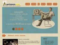Antennadsl.it - AntennADSL - Internet & Telefonia Ovunque
