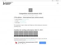 Premio Internazionale Massimo Urbani 2012 | XVI Edizione