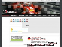 La Formula 1 e' su F1WORLD.it