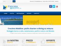 crocieramaldive.com