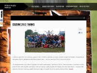 Milano Rugby Festival – The Milano Rugby Festival is the funniest Rugby Seven Tournament in Italy