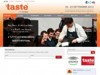 Home - Taste Of Roma by Brand Events Italy