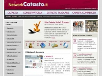 networkcatasto.it catasto conservatoria catastali agenziadelterritorio