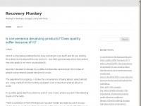 recoverymonkey.org cache caching