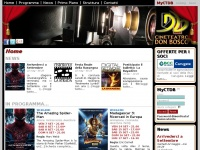 Cineteatrodonbosco.net - CineTeatro Don Bosco - via Pio XI, 34 - Carugate (MI)