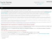 Sitiservice.it - Lucia Isone Freelance Salerno e tutta italia