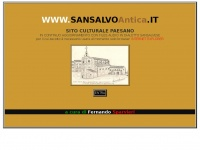 www.sansalvoantica.it