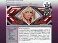 Britney Fans Club.it - La Community Italiana dal 1999.