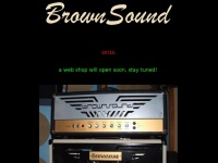 BROWNSOUND TUBE TOOLS