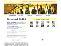 Outletonline.org - OUTLET ON LINE .ORG - Tutto sugli Outlet