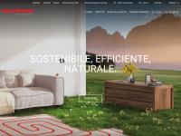 eurotherm.info - impianti di riscaldamento e raffrescamento radiante a pavimento - parete - soffitto