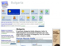 bulgariaitalia.it sofia bulgaria