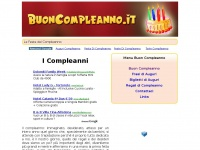 buoncompleanno.it compleanno compleanni