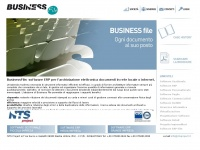 Business File Archiviazione digitale documenti sicura