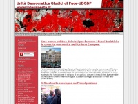 Unità Democratica Giudici di Pace-UDGDP    www.intesaperta.it