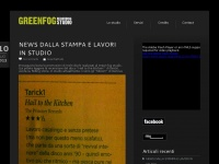 greenfogstudio.com prisoner lava autobam urtovox missaggi