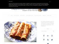 cappuccinoecornetto.com cucina ricette piatti dolci gusto pasta