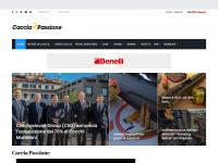 cacciapassione.com caccia cartucce munizioni armi venatoria