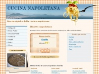 Cucina Napoletana e Ricette Napoletane Tipiche