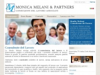 Consulente del Lavoro - Studio Melani svolge attività di consulenza del lavoro e di elaborazione paghe e contributi per tutti i contratti collettivi di lavoro